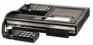 colecoVison video game system